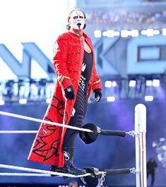 WWE WrestleMania 31 - Sting vs Triple H, No-Disqualification Match