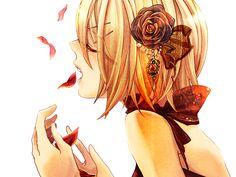Kagamine Rin-Daughter of Evil