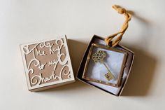 Valentine's Day Key to my Heart Small by utensils0Paperart on Etsy