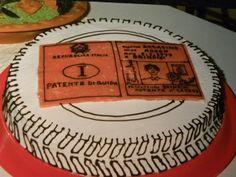 torta 18 anni patente