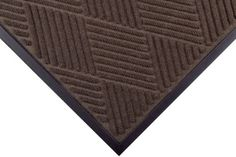 "Notrax 168 Opus Entrance Mat, for Heavy Traffic Areas, 4' Width x 6' Length x 3/8"" Thickness, Brown by NoTrax. $100.17. Best 168 opus entrance mat. Opus is part of the AquaTRU series of entrance mats that offer truer size options for a better value. Intended for use in medium to heavy traffic areas, the non-directional diamond pattern of Opus aggressively scrapes and cleans, while the rubber-edged perimeter entraps dirt and moisture for superior water and soil..."