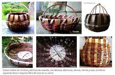 Wicker Baskets, Home Decor, Decoration Home, Room Decor, Woven Baskets, Interior Decorating