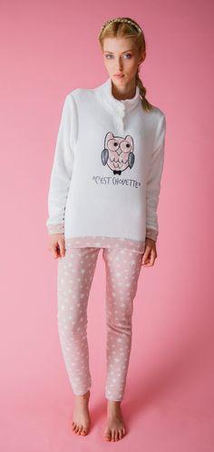 Pigiama da donna 29 dalla collezione autunnale di Pigiamiamoci #comodo #sexy #trendy #sonopropriounachouette #pigiamiamoci