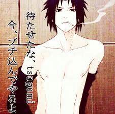 Em đẹp quá Sasuke ơi
