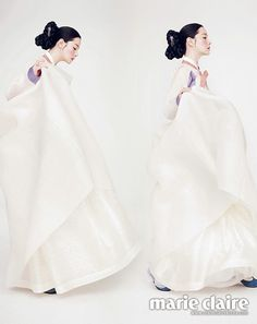 Eye Candy : Lee Young Ae for Marie Claire // rolala loves