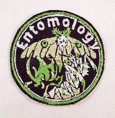 Entomology Patch
