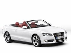And otherwise an A5 convertible isn;t too bad either.