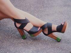 Skin by FINSK SS13 sandals