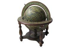 Early-20th-C. Globe on OneKingsLane.com