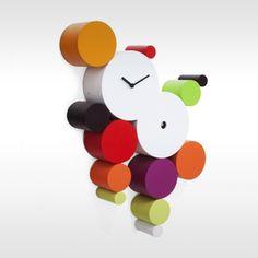 Progetti klok Cucuball door Manuel Barbieri