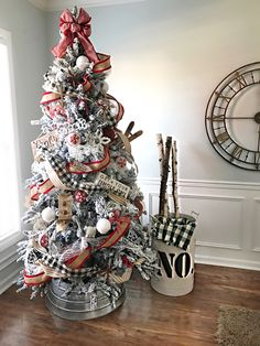 Candice Michelle Designs Christmas Tree. 🌲