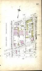 Historic Map: Plate 117, Atlas: Brooklyn 1912 Vol 2, New York - Historic Map Works, Residential Genealogy ™