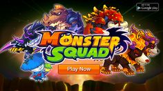 Monster Squad Hack is a application that allows you to add unlimited amount of Gold and Gems.