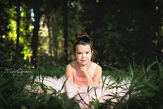 Dream in pink by Tori Gansen on 500px - Child Photography - Golden hour - Canon 6D -