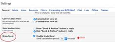 How to enable Gmail's Undo Send feature: A serious lifesaver