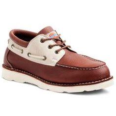 Men's Decker Moc Toe Shoes | Men's Footwear | Dickies.com