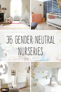 Whether you're waiting to find out the sex of your child or just want to create a room that's not specifically geared toward a boy or girl, gender neutral nursery themes are becoming more popular all the time. These gender neutral nursery themes are sure to capture your imagination and get the ideas flowing.