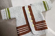 Baby Surprise Jacket by Elizabeth Zimmerman // Pattern available at the shop