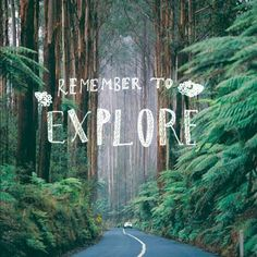 I hope you can get out to explore a little nature today. I know I will!! - http://ift.tt/1HQJd81