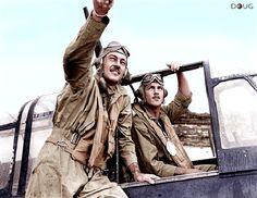 US. Navy Grumman TBF Avenger Pilots, 1943