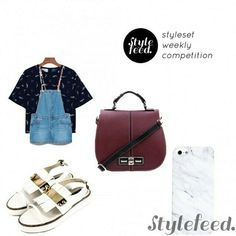 #stylefeedcontest Fashion Backpack, Backpacks, Bags, Style, Recipes, Handbags, Swag, Backpack