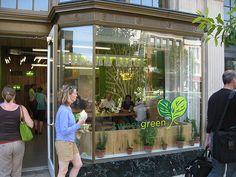 Sweetgreens (sustainable, local, organic) tribecca and flatiron