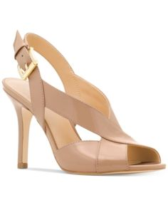 Michael Michael Kors Becky Dress Sandals - Pink 9.5M
