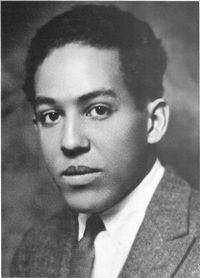 Langston Hughes, one of my all time favorite authors and poets