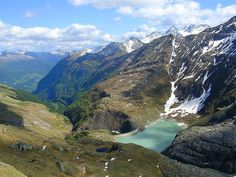 Parque Nacional Hohe Tauern. Austria