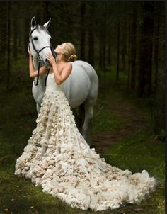 Animals In Fashion: a models best friend