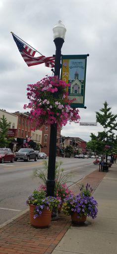 Uptown Westerville, Ohio