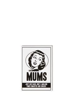 quirky magnet, MUMS