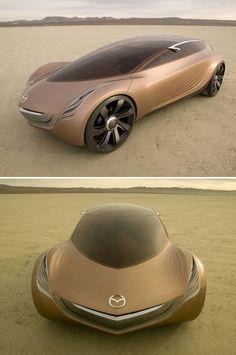 2006 Mazda Nagare Concept Car