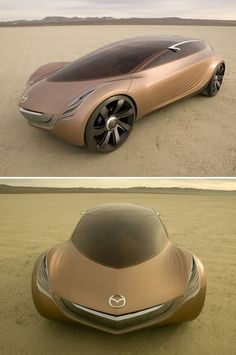 Mazda concept car