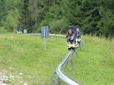 Una montagna di divertimento con il Fun Bob - Varese per i bambini