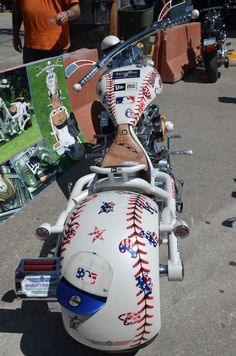 Bourget -Baseball bike - Sturgis