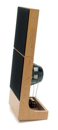 DNA Sequence Speakers - dipole open baffle woofer high efficiency point source array midrange tweeter treble loudspeaker