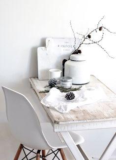 whitelivingetc Kitchen, ideas, diy, house, indoor, organization, home, design, cook, shelving, backsplash, oven, desk, decorating, bar, storage, table, interior, modern, life hack.
