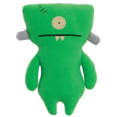Uglydoll Franken Wedgehead ** Check out this great product. (This is an affiliate link) #ActionFiguresStatues