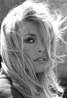 Sharon Tate. ( manson murders ) hurts my heart to see her face... 8mos. preggers, great model & beginning actress. A future slain.