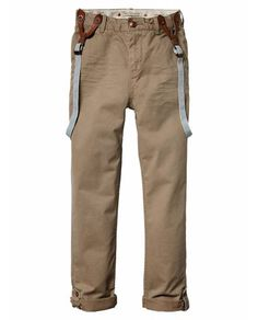 Suspenders!—Official Scotch & Soda Online Fashion & Apparel Shops