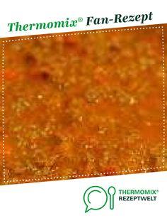 Sauce Bolognese von Dodigt19. Ein Thermomix ® Rezept aus der Kategorie Saucen/Dips/Brotaufstriche auf www.rezeptwelt.de, der Thermomix ® Community.