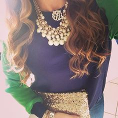 blouse & accesories