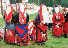 The Bulgarian Grandmothers of the Rhodope mountains were strongly associated with Orpheus, the god of dreams. Rodop includes Smolyan and Krdzhali oblasts, as well as the southern extensions of Plovdiv and Khaskovo oblasts
