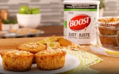 Gâteries Juste des protéines de BOOST à la noix de coco | faitavecnestle.ca