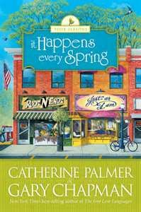 It Happens Every Spring by Catherine Palmer can be found at AAPLD! Collection:Adult Fiction Collection Call #:FICTION PALMER.
