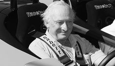 Chris Amon fuhr 13 Jahre lang in der Formel 1