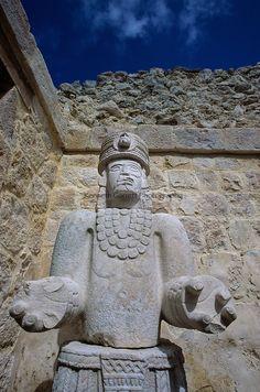 Kabah; Yucatan; Maya