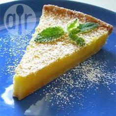 Basic Lemon Tart @ allrecipes.com.au