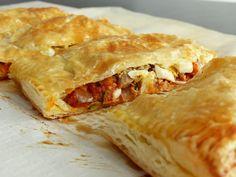 Good Food, Yummy Food, Latin Food, Spanish Food, Spanakopita, Tapas, Sandwiches, Healthy Eating, Cooking Recipes